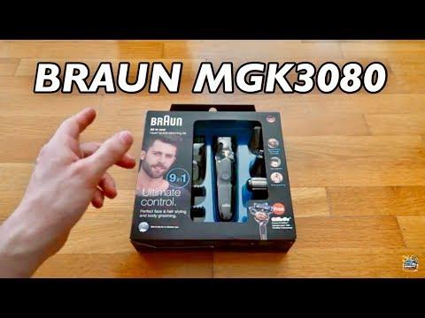 NEW 2018 Braun MGK3080