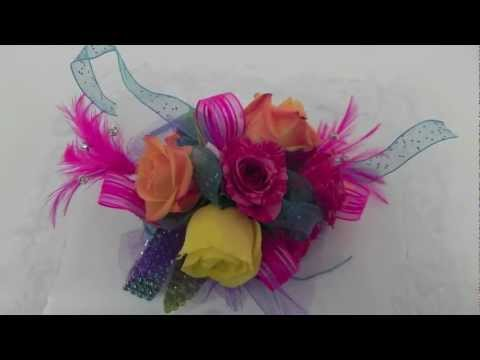 Prom Flowers 2012 at Gillespie Florists