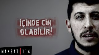 Bunları Bilmiyorsan İçine CİN Kaçmış Olabilir!! Serkan Aktaş #SorunÇözüldü