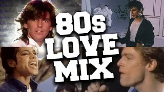 80s Music Hits Love Songs Mix ❤️ Best Oldies Love Songs 80s