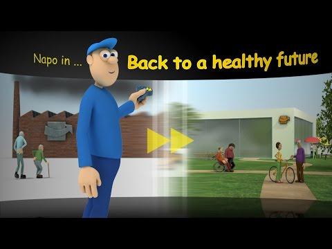 Napo in …. Back to a healthy future