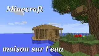 Minecraft Creer Une Maison De Pecheur Music Jinni