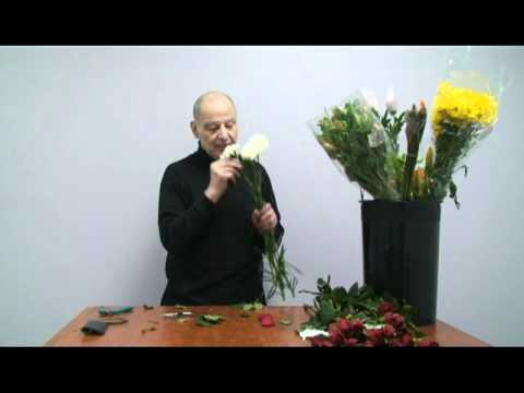 Flower Care TIPS: How to treat fresh flowers for best results