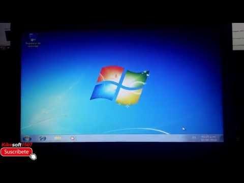 Formateando una laptop Lenovo g50