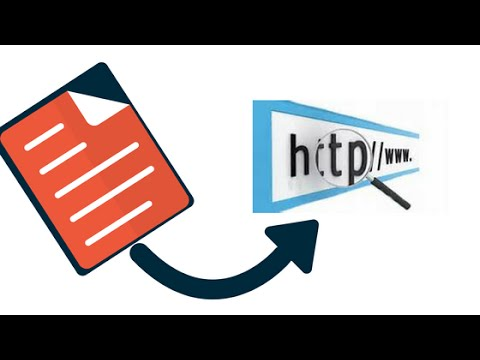 TIP 2: How to Convert PDF Doc to URL using Google Drive