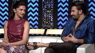 Ranveer Singh REVEALS Deepika Padukone's Beauty Secret   Bollywood Gossip