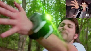 Ben 10 Finds the Omnitrix IN REAL LIFE
