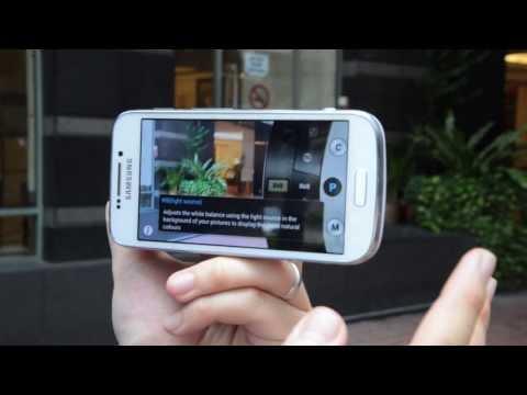 First Looks: Samsung Galaxy S4 Zoom