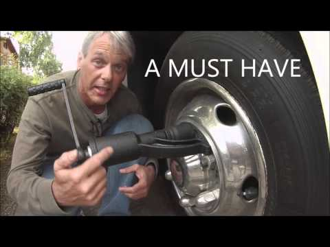 A must have tool for the motorhome ,removing that stuck lug nut