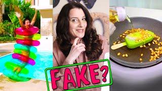 Debunking INSANE viral TikTok videos    | Ann Reardon