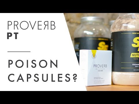 WHAT ARE YOUR SUPPLEMENT CAPSULES MADE FROM? | PROVERB PT