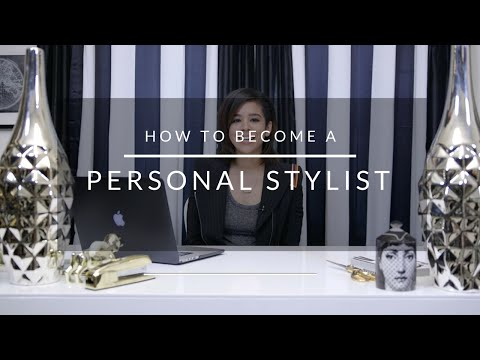 How To Become A Personal Stylist - Online