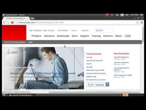 Install Oracle JDK 8 on Ubuntu 14.04