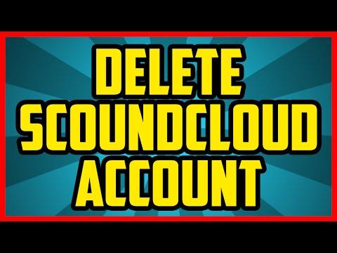 How To Delete Your Soundcloud Account 2017 (SUPER EASY) - Soundcloud Delete Account