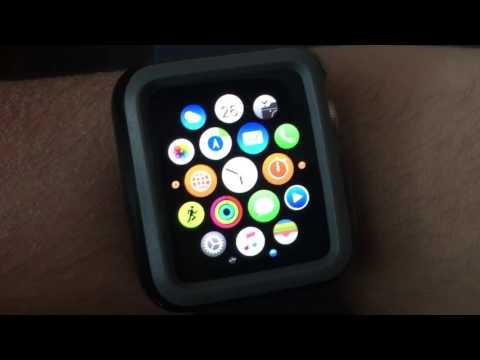 Speck Candyshell Fit Case for Apple Watch 42mm Unboxing