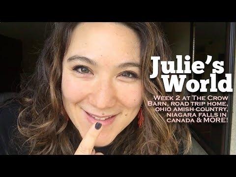 Julie's World Vlog: May 28 - June 3, 2018