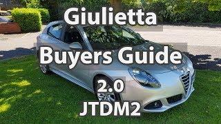 Alfa Romeo Giulietta Buyers Guide