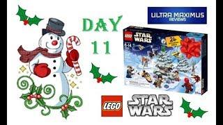 Day 11 Star Wars LEGO Advent Calendar (2018)
