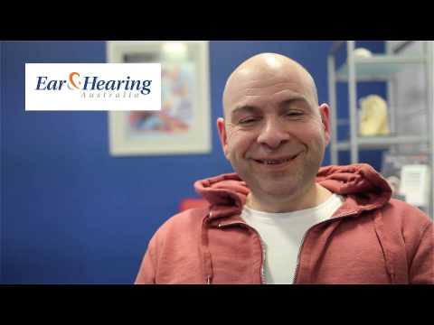 Hearing aid reviews Charlie  Melbourne Malvern