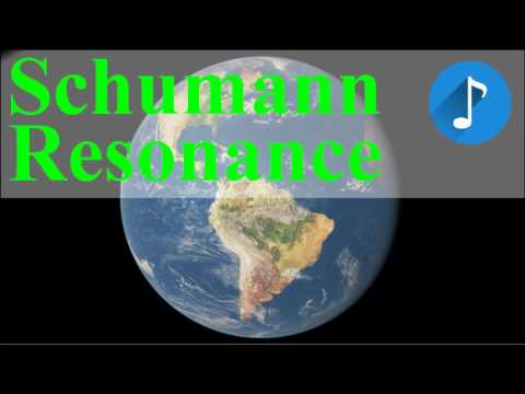 Schumann's Resonance - Mother Earth Vibrations - Quantum Healing Ohm Frequency - Monaural Beats