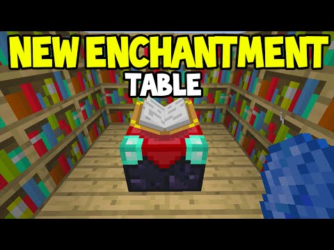 Minecraft (Xbox360/PS3) - TU25 Update! - New Enchantment Table + Explained Discussion!
