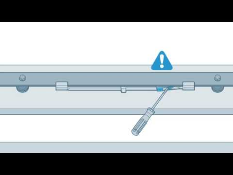 Interior Sliding Door Soft Close Kit Installation Animation | National Hardware