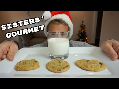 Sisters' Gourmet - Giving Away Cookies this Christmas