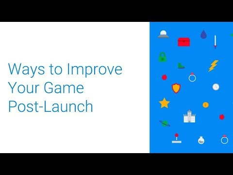 Ways to Optimize Your Games Post-Launch (GDC 2018)