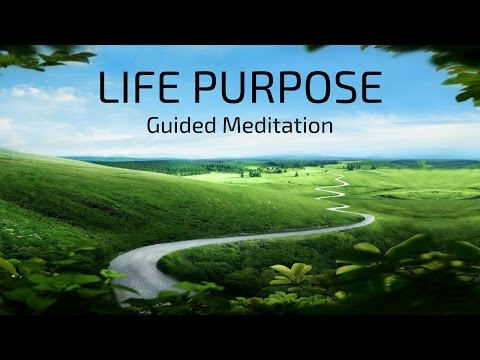 LIFE PURPOSE Guided Meditation | Discovering your Purpose | Aligning with your Soul Purpose