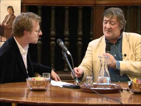 An Evening with Stephen Fry   Part 4