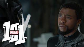 Marvel Studios Black Panther Marvel 101