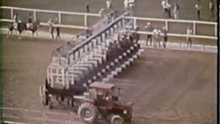 Secretariat Belmont Stakes 1973 & extended coverage (HD Version - NEW!)