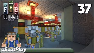 Modern Skyblock 2 w/ cScot – Ep 07: Sugar and Steel - Let