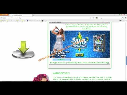 The Sims 3 Showtime PC SERIAL KEY