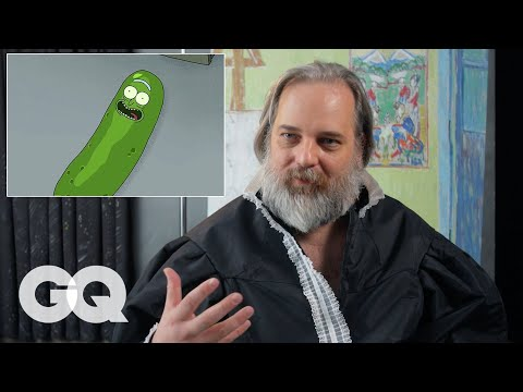 Dan Harmon Breaks Down the Biggest 'Rick and Morty' Moments Ever   GQ