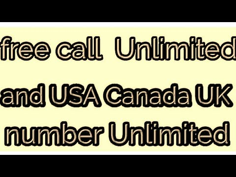 how to make Free call unlimited and Urdu Hindi 2017