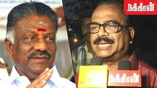 ஆவணத்தையும் எடுக்க முடியாது ? கோவணத்தையும் எடுக்க முடியாது ? Nanjil Sampath on TTV Dinakaran Arrest