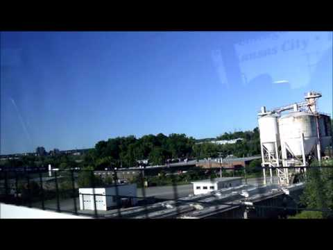 Megabus, Cleveland, Ohio, to, New York City,  via OHIO, PA, NJ