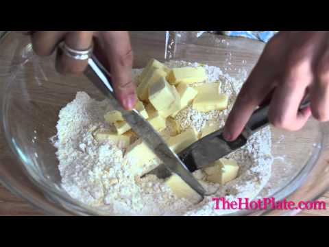 How To Cut In Butter
