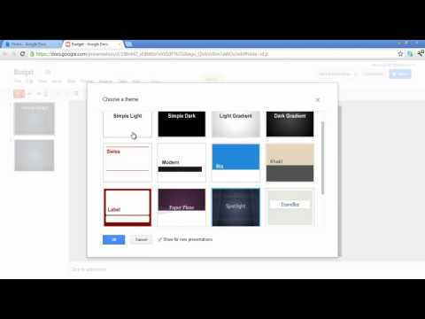 How to work on powerpoint files online in Google docs