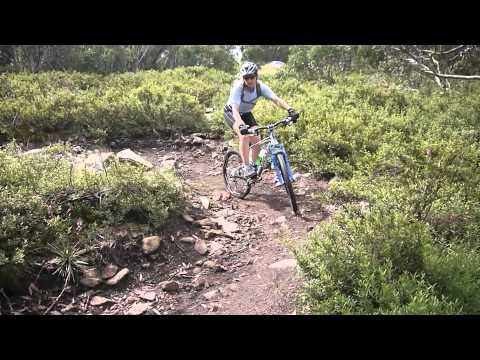 Mt Buller Womens MTB weekend - Mountain Bike Skills
