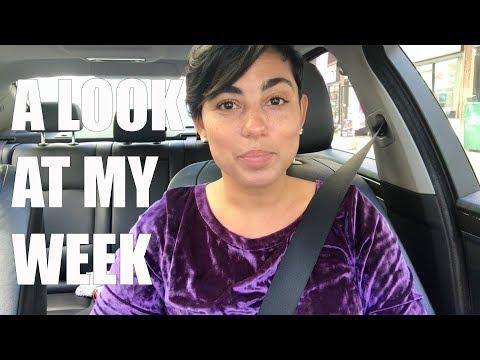 VLOG: A LOOK AT MY WEEK EP. 03