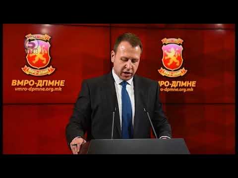 Јанушев: Власта распиша референдум без да го почитува мислењето на 455.000 граѓани