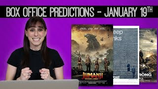 12 Strong Box Office Predictions