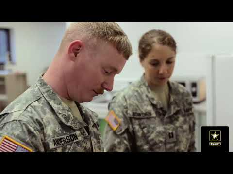 Becoming a U.S. Army Veterinary Officer
