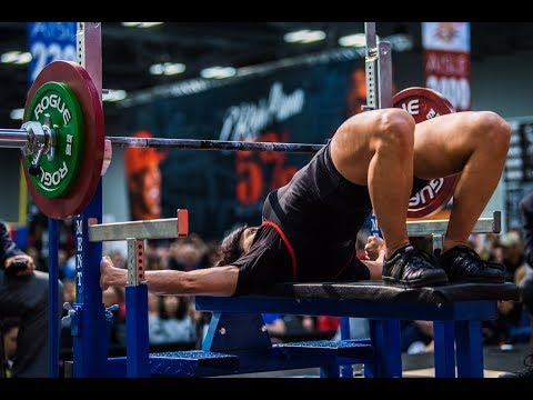 Fuerza Friday   How I set my shoulders to Bench
