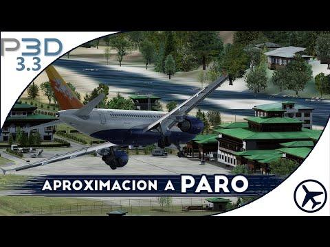 La aproximación mas difícil! | Airbus A319 [Aerosoft] | Prepard3D v3
