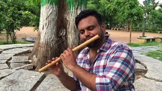 Mersal  Neethanae  A R Rahman  Flute Cover  Navins Notes  Nano  Arr25