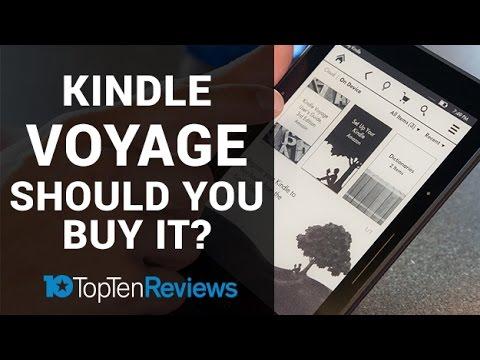 Kindle Voyage - Should You Buy It?