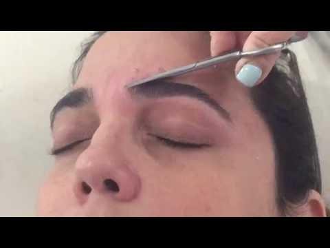 Eyebrow Waxing |